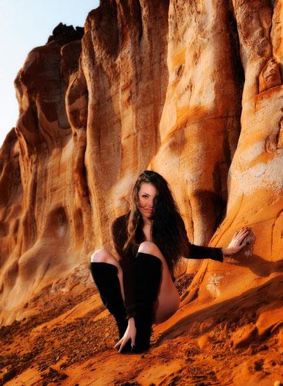 Model Elena Piras