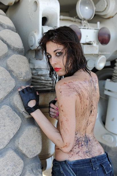 Model Silvia Cocco