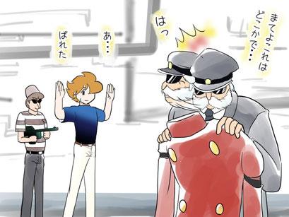 仮面ライダー3号記念 009は変身しないので こんなこともある というはなし   4/9