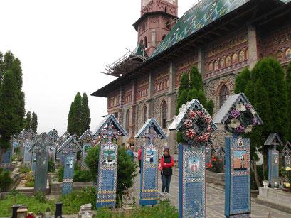 Fröhlicher Friedhof
