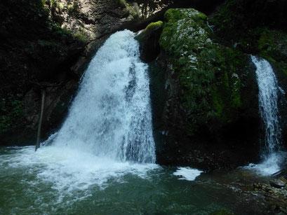 """Wasserfall """"Brautschleier"""""""