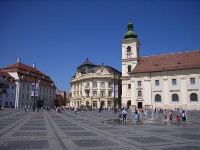 Sibiu: Europäische Kulturhauptstadt 2007