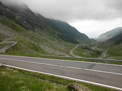 Hochgebirgspass
