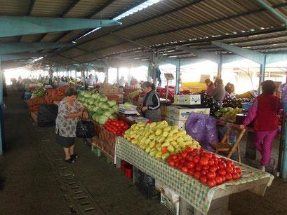 traditionelle Wochenmärkte