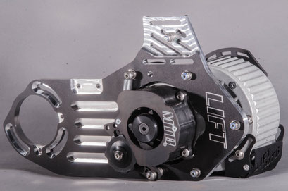 electric motor for mountain bike
