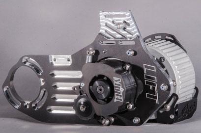 electric motor for mountain bike