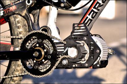 brose Leistungsstärkeres E-Bike MTB-Motorkit