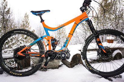 trasforma la tua bici in elettrica lift mtb