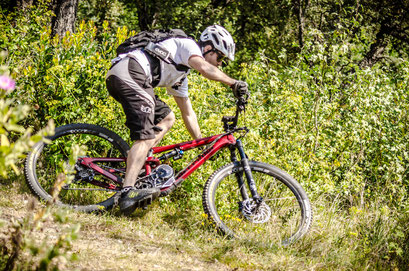 moteur électrique Bosch sur vélo