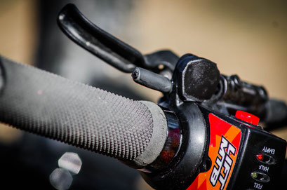 throttle for electric bike