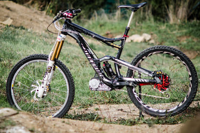 motor for mountain bike