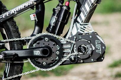 kit for mountain bike