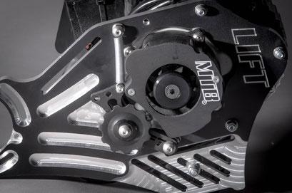 kit elettrico enduro per mountain bike