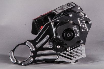 electric kit for mountain bike