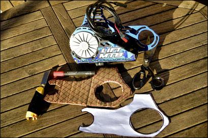 prestazioni del kit per bici elettrica 33