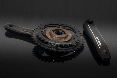 e-bike crank