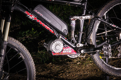 kit e-bike per mountain bike