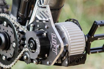 motore adattabile per bicicletta