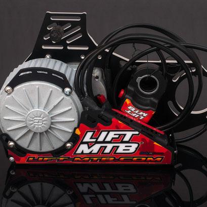 motore elettrico per bici
