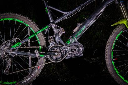batteria e bici