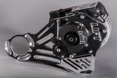 motore elettrico rimovibile