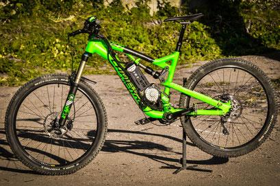 motore elettrico del pedale della bicicletta