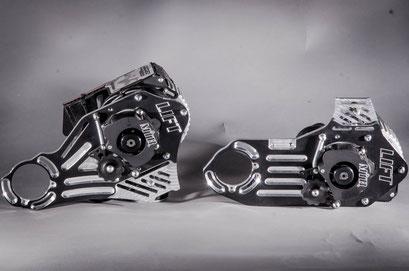 kit elettrico dh per mountain bike