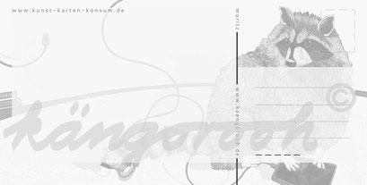 Postkarte Rückseite: moritz/ köngorooh / 2020