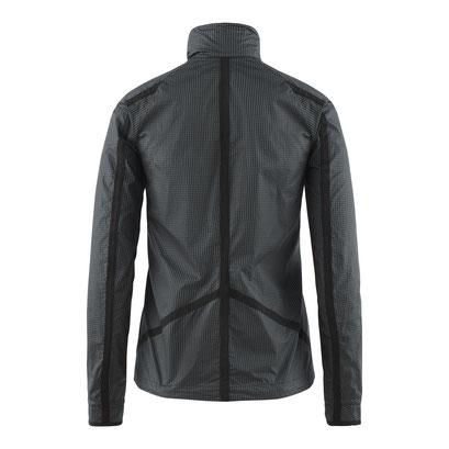 Ansur Wind Jacket W's Raven Copper