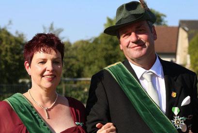 Inge und Ludger Werdelhoff