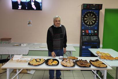 JP aux gâteaux