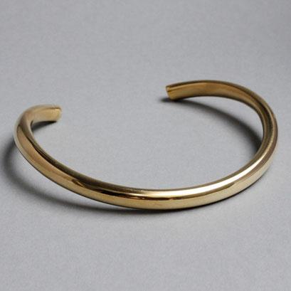Halsreif, 925er Sterlingsilber, vergoldet