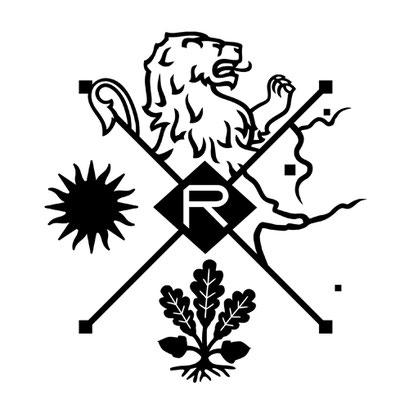 Die Grafik des ausgearbeiteten Wappens kann für Drucksachen verwendet werden. Diese Grafik ist die Vorlage für die Steingravur.