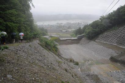 第1砂防ダム