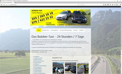 Bubikon Taxi auch Bubiker Taxi genannt