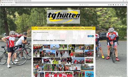 TG Hütten - TrainingsGemeinschaft Hütten