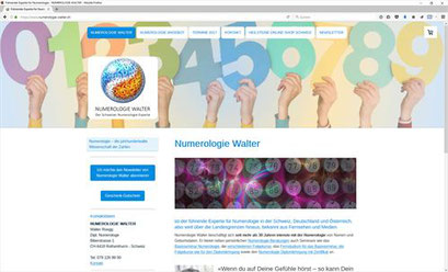 Numerologie Walter