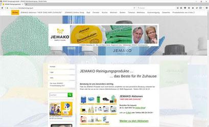 JEMAKO Mikrofaserreinigung, Rapperswil