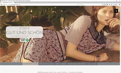 GUT UND SCHÖN Fashion GmbH