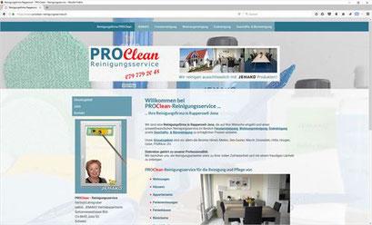 PROClean-Reinigungsservice Rapperswil-Jona