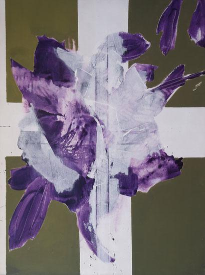 5. acrylique sur toile, 130 x 97 cm.