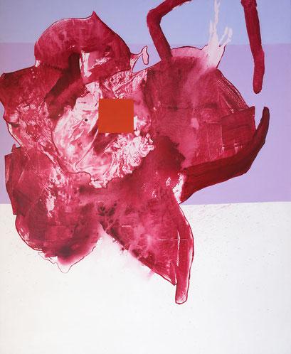 8. acrylique sur toile, 162 x 130 cm.