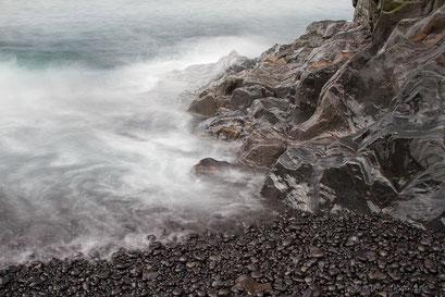 am Strand von Djupalonssandur