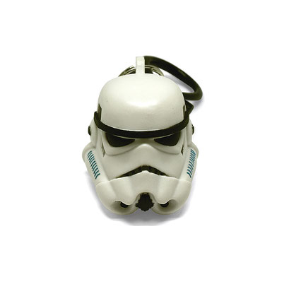 Star Wars Helmet Bag Clips (Stormtrooper)
