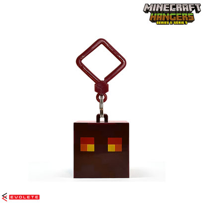 Minecraft Backpack Hangers Series 5 (Magma Cube)