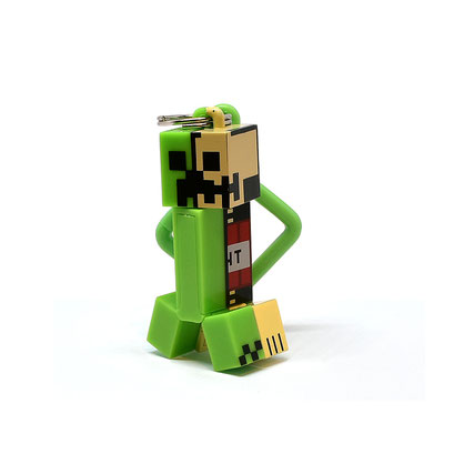 Minecraft Backpack Hangers Series 5 (Creeper Anatomy)