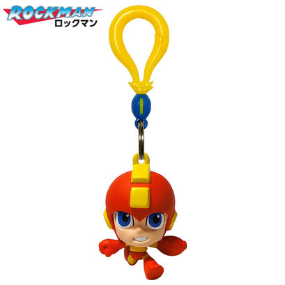 Rockman Backpack Hangers (Rockman Fire Storm)