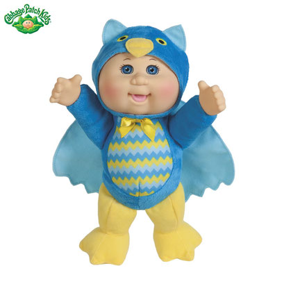 Cabbage Patch Kids Forest Friends Cuties (Archer Owl)
