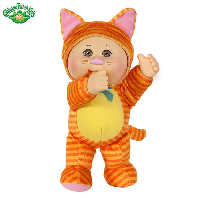 Cabbage Patch Kids Farm Friends Cuties (Kallie Kitty Cutie)