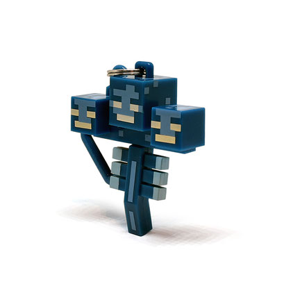 Minecraft Backpack Hangers Series 5 (Power-Up Wither)